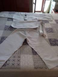 Roupa de taekwondo n° 8 anos