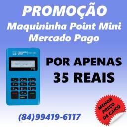 Maquininha Point Mercado Pago