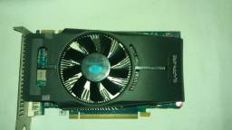 Placa de Video HD 6770 1GB gddr5