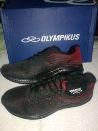 Tênis de corrida e caminhada Olympikus original 43