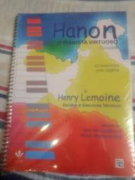 Livro Hanon - O Pianista Virtuoso