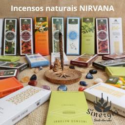 Incensos Naturais Nirvana