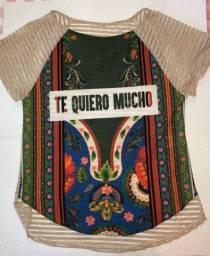 Camiseta Zinco