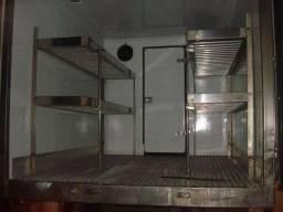 Prateleiras e divisorias para bau refrigerado e frigorifico