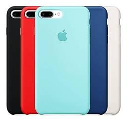 Original Capinha Apple iPhone 6/6s 7 8 Plus X Xs Xr 11