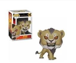 Funko Pop Scar #548 - The Lion King - O Rei Leão - Disney
