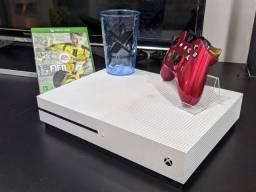 Xbox one s semi novo - caiu o preço