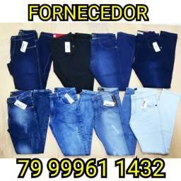 Distribuidor de Calças Jeans Atacado