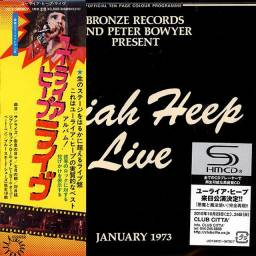 Uriah Heep - Uriah Heep Live 02 CDs