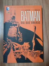 Batman Dia das Bruxas - Jeph Loeb e Tim Sale + Brindes