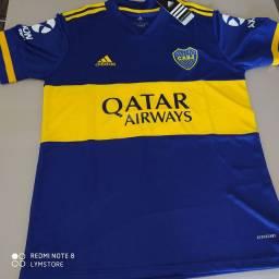 Camisa Boca Juniors