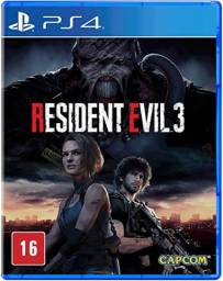 RESIDENT EVIL 3 REMAKE PRIMÁRIA PS4