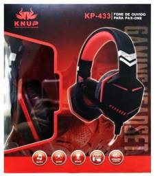 Fone Headset gamer KP-433