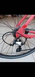 Btwin Triban 500 tamanho M + rolo Btwin in Ride 100