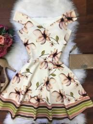 Vestido rodado - neoprene
