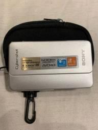 Câmera Sony a prova de água. Modelo DSC-TX10