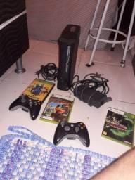 Xbox360 semi novo