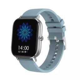 Smartwatch Original DT35- Lançamento 2020 - Faz e recebe Ligações