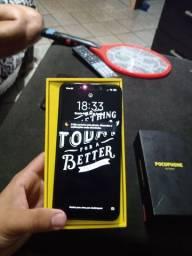 Xiaomi Pocophone f1 Global 64GB+ 6Gb Ram (Não Troco)