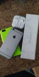 Iphone 6s 100% bateria 128 gb
