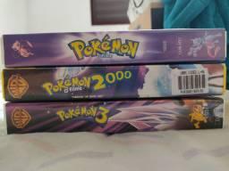 3 vhs pokemon
