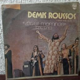 Lp Denis Roussos/ Velvet Mornings