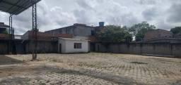 Terreno comercial com galpão , escritório, deposito