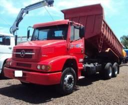 MB 1620 caçamba ano 2012 truck