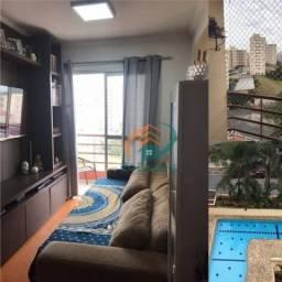 Apartamento com 2 dormitórios à venda, 59 m² por R$ 320.000,00 - Macedo - Guarulhos/SP
