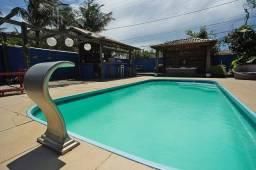 Casa temporada em Búzios. Na quadra da Praia - 10 suítes - Piscina e Churrasqueira
