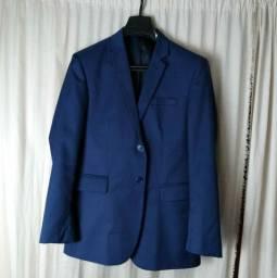 Paletó Azul Fatiota Tam.: 48