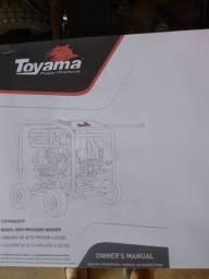 Lavadora de alta pressão a diesel