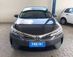 Corolla Gli Upper 2018 Motor 1.8 Automático