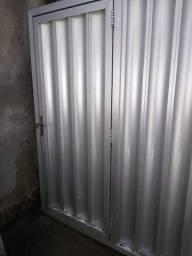 Portão de alumínio!