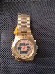 Relógio Atlantis Original Dourado