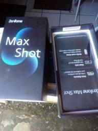 Vendo um celular zenfone max shot