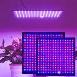 Led Grow 1000w Kit com 3 Placas Full Spectrum Cultivo Indoor - Delivery