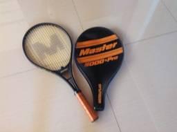 Raquete de tênis metalplas