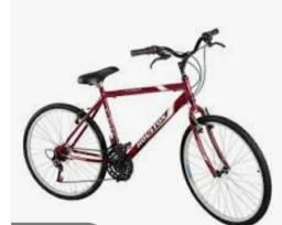 Bicicleta HUSTTON Aro 26 21 MARCHAS