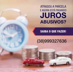 ESTÁ PAGANDO JUROS NO SEU VEÍCULO