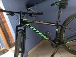 Bike MTB Lótus toda original, mod: CXR, Quadro: 15.5 Aro: 29 Freio a disco Toda Shimano