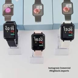 Relógio Inteligente Smartwatch B57 Heroband III iOS Android