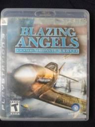 BLAZING ANGELS (JOGO PS3 )