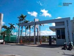 Apartamento com 2 dormitórios para alugar, 41 m² por R$ 809,00/mês - Centro - Eusébio/CE