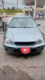Civic lx automático