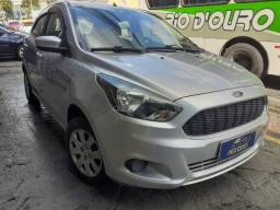 Ford Ka Se plus 2015 Completo Gnv Ipva Pago