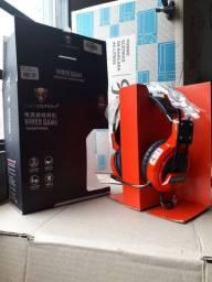 Headset Gamer Motospeed H10