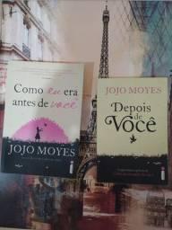 """Livros """" Como eu era antes de você"""" & """"Depois de você"""""""