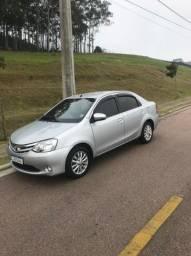Título do anúncio: Toyota/ etios xls sedan