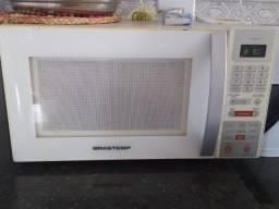 Forno De Micro-ondas Brastemp Maxi Bms35bb - 30 L